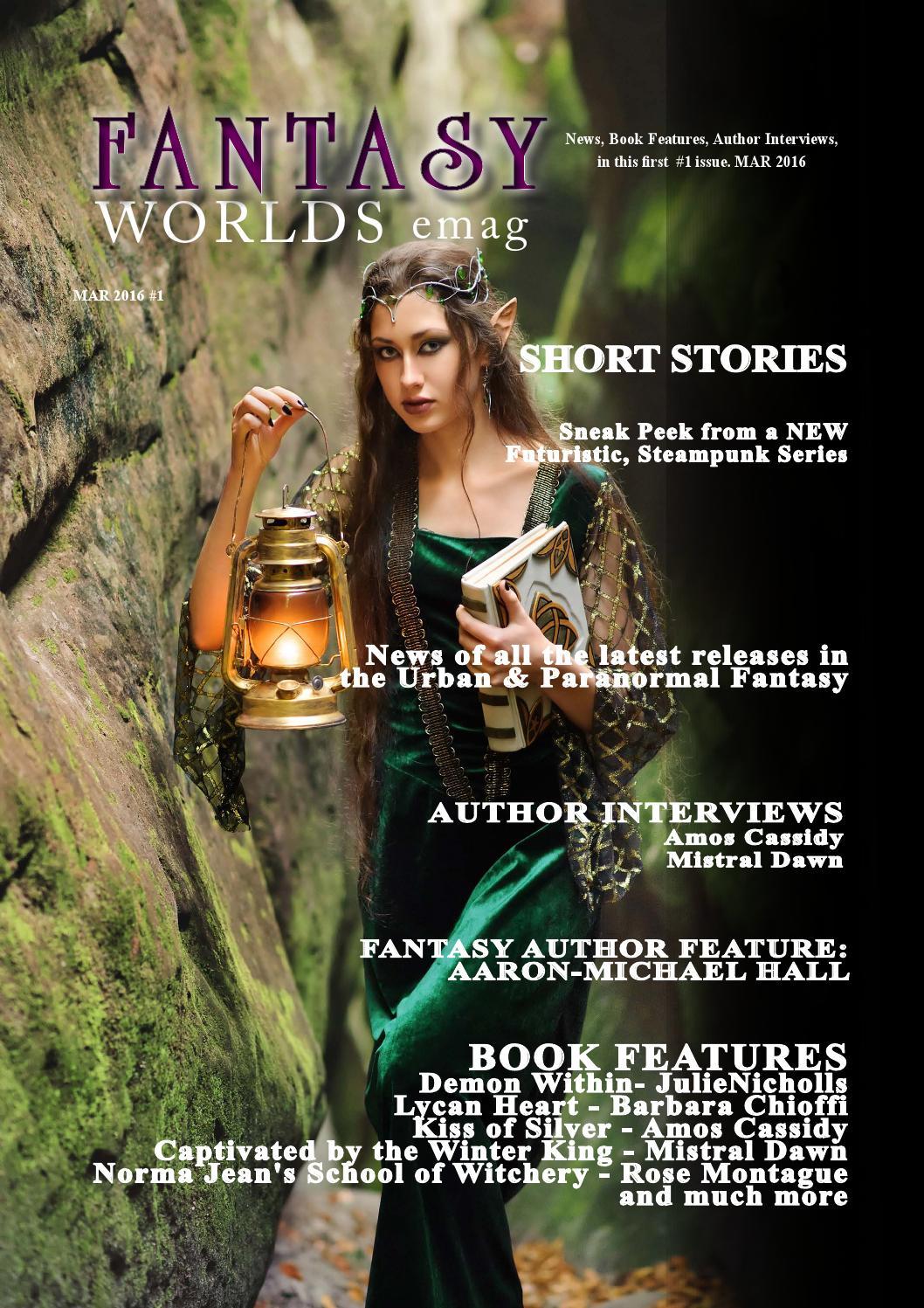 Fantasy worlds emag march 2016