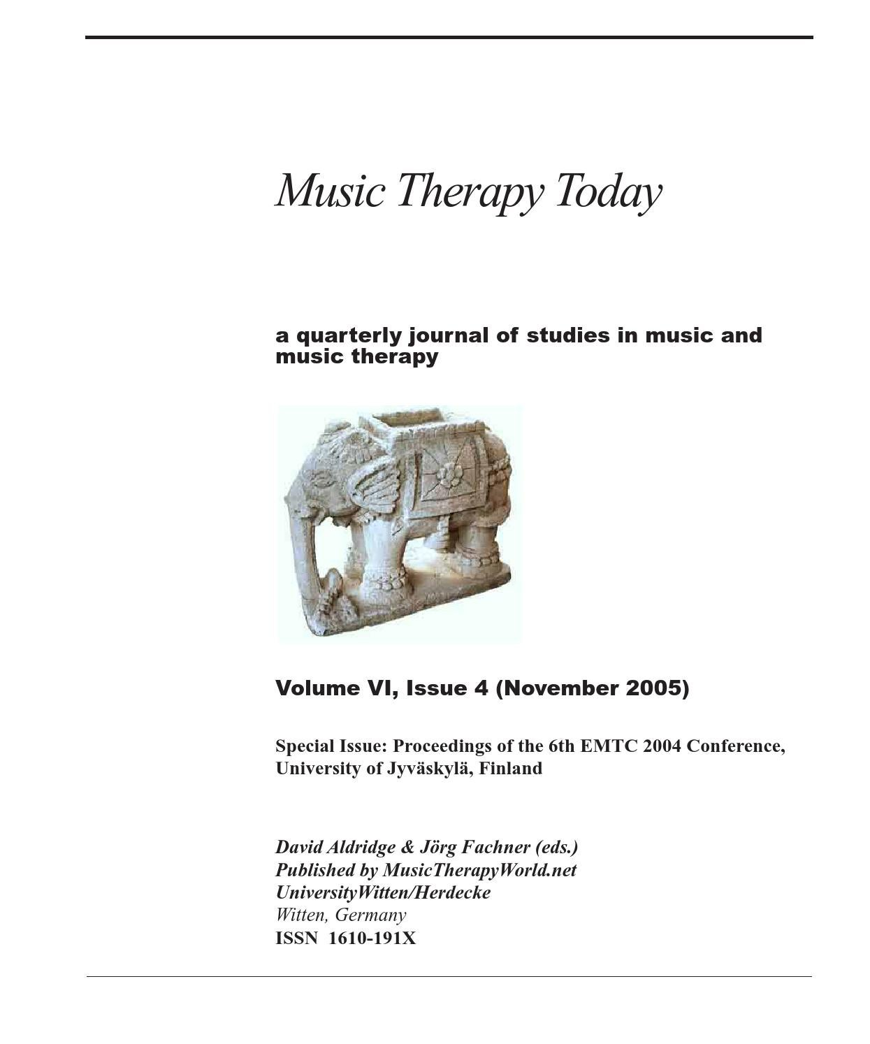 argumentative essay about music therapy