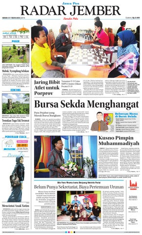jember 220216 rj by radar jember online issuu
