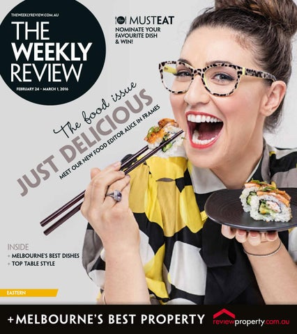 The Weekly Review Eastern