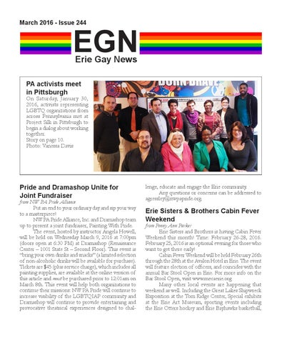 Gay websites erie pa