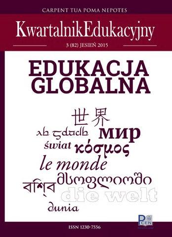 3bd4b17a675e Kwartalnik Edukacyjny nr 82 by PCEN w Rzeszowie - issuu