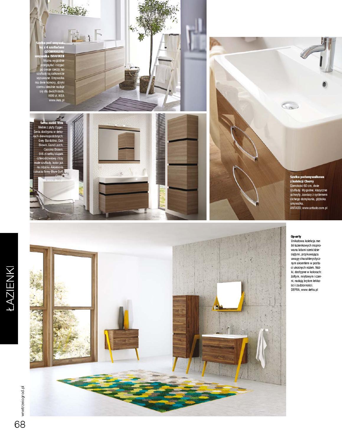 Kuchnie I łazienki 11 By Dobry Dom Issuu