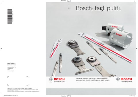 Bosch 2 608 605 245 Carta Abrasiva Forata Grana 400