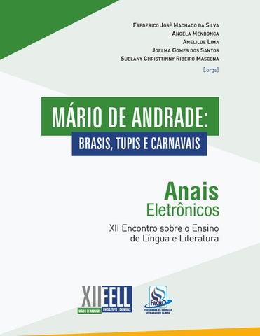 Mrio de andrade brasis tupis e carnavais by pipa comunicao page 1 fandeluxe Image collections