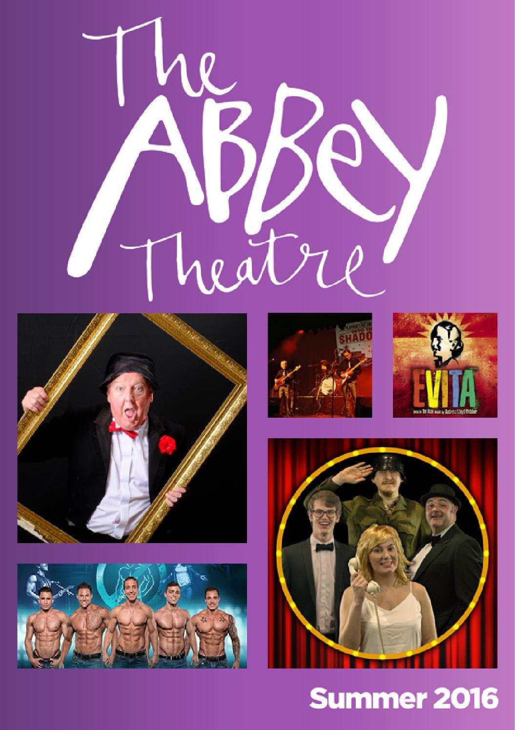Spring - Summer Brochure by Worthing Theatres - Issuu