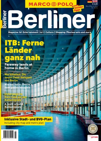MARCO POLO Berliner 02/16 by Berlin Medien GmbH - issuu