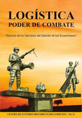 05e6bbd63f323 Logistica Poder de Combate Historia de los Servicios by Centro de ...