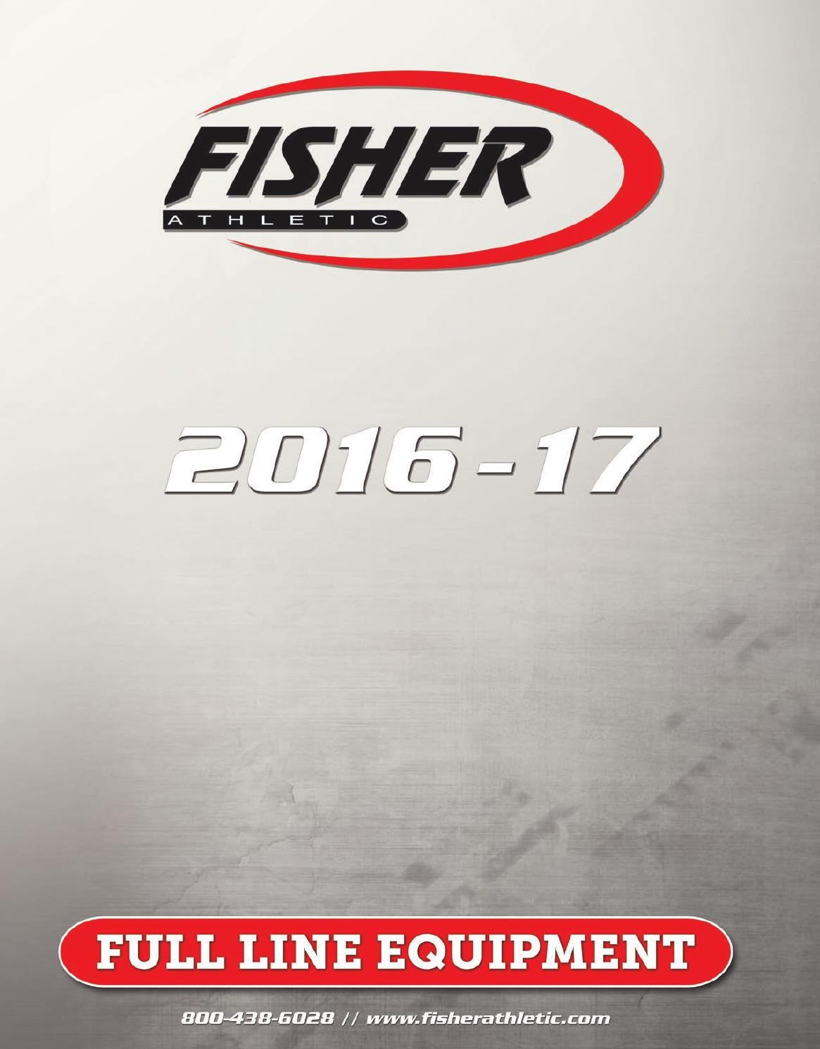 ed914f81b Fisher Athletic 2016-17 Master Catalog by Fisher Athletic - issuu