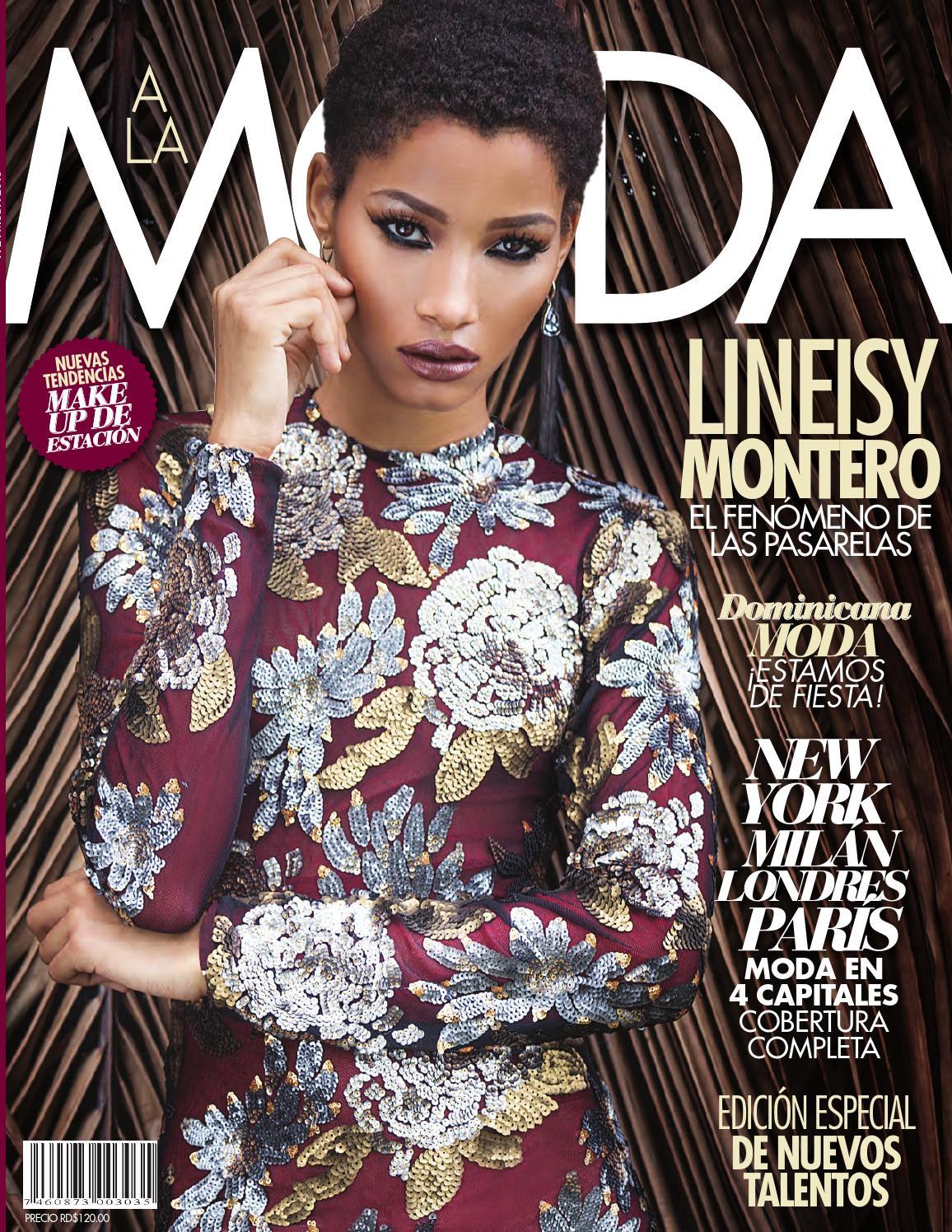 Revista A La Moda - Edición Otoño 2015 98965592080b