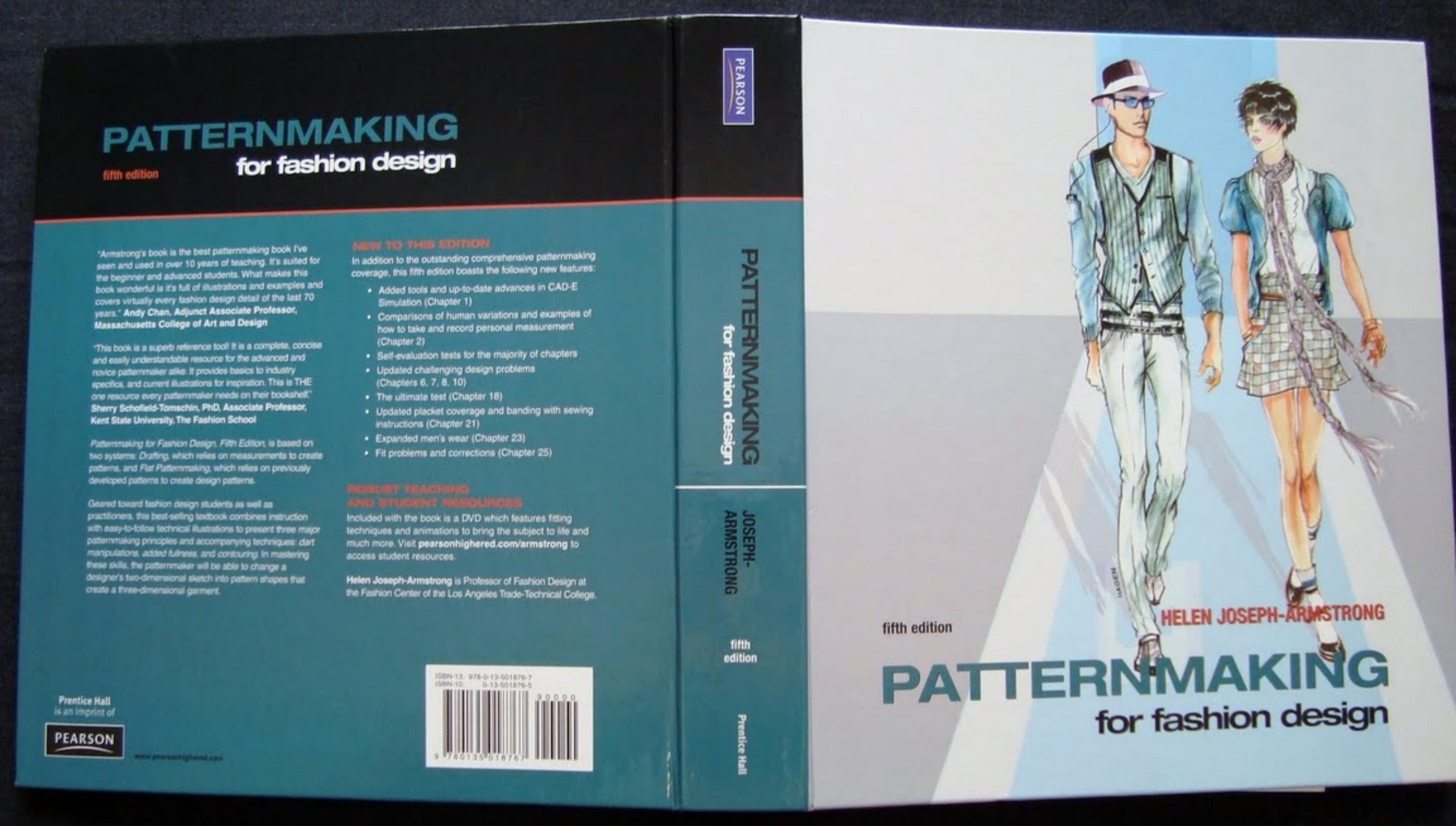 PATTERNMAKING FOR FASHION DESIGN EBOOK DOWNLOAD