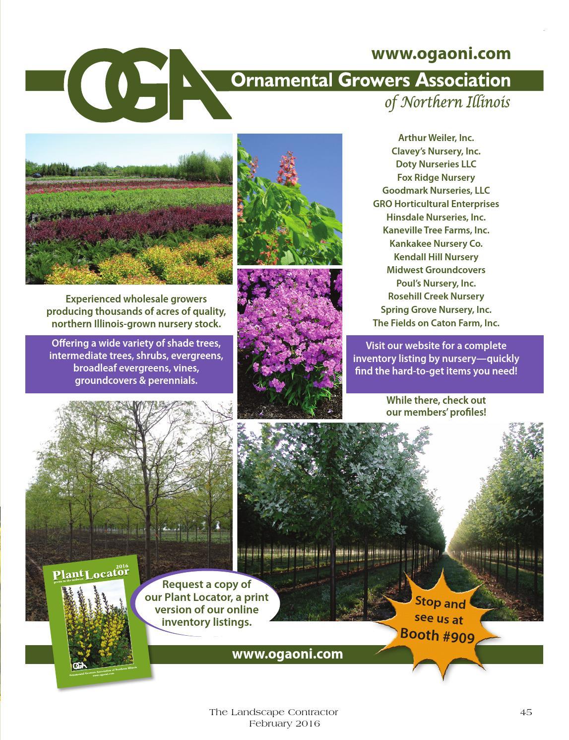 The Landscape Contractor Magazine