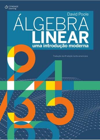 Lgebra linear uma introduo moderna by cengage brasil issuu lgebra fandeluxe Choice Image