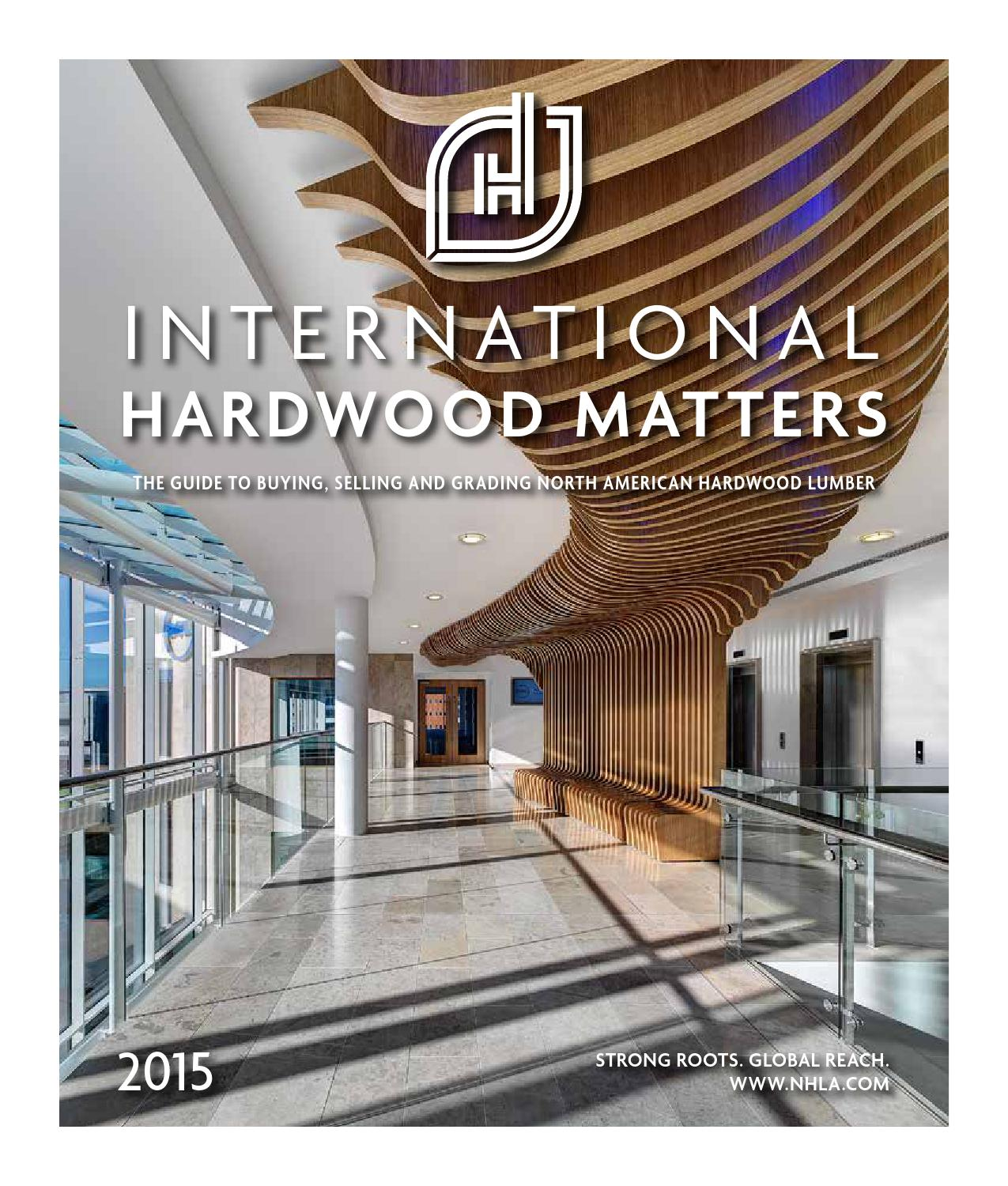 International hardwood matters by national