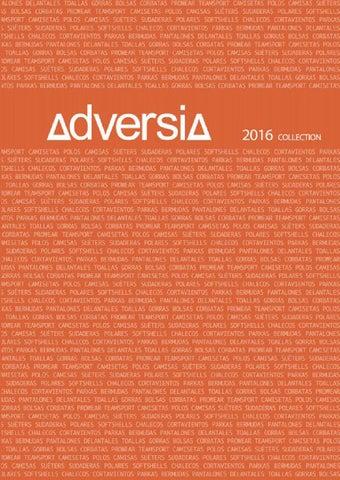 8b56e7949 Catalogo Sols Adversia 2016 by Proteccion Sin Limites - issuu