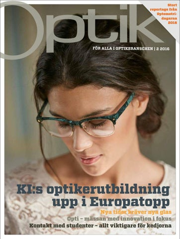 Optik 2 16 by OPTIK - issuu c9fe4f8e10484