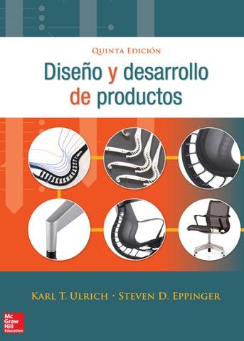 Diseno y desarrollo de productos ulrich by pamelito for Diseno de producto