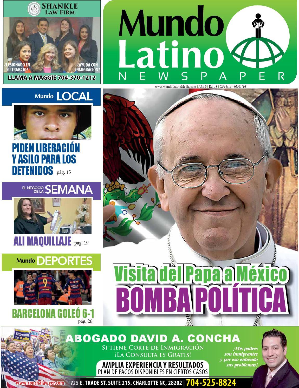 Ed 78 web 3 by MundoLatinoNewspaper - issuu