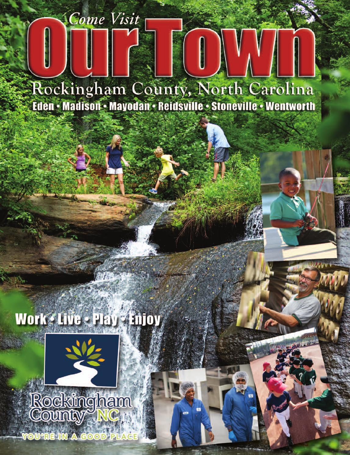 Come Visit Our Town: Rockingham, NC 2016 by Andrew Brooks ...