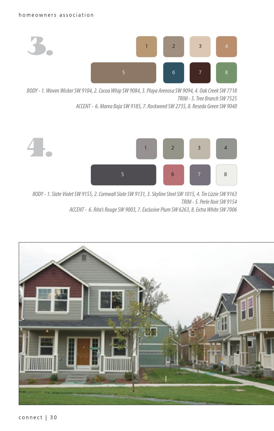 Sherwin Williams Connect Color Trends 2016 By Sherwin Williams Issuu