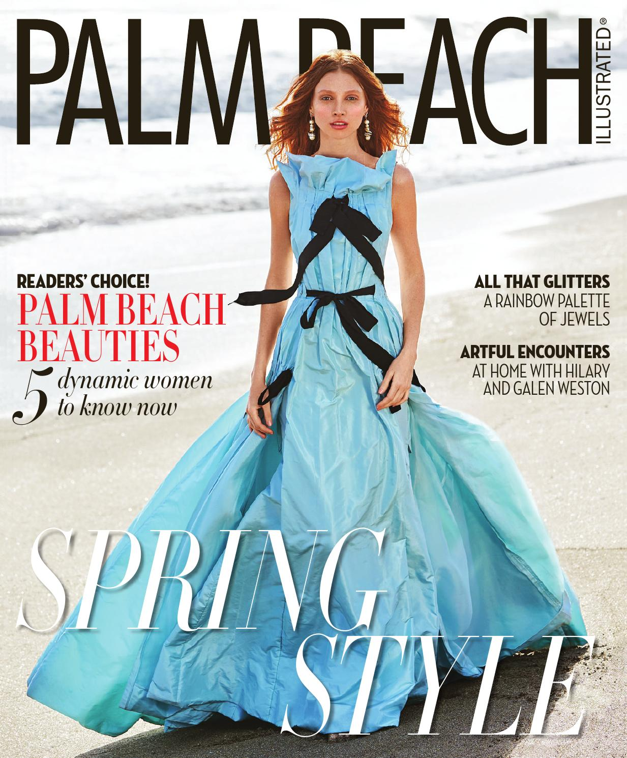Palm Beach Illustrated March 2016 by Palm Beach Media Group - issuu