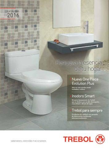 Catalogo trebol 2016 by celima issuu for Catalogo sanitarios