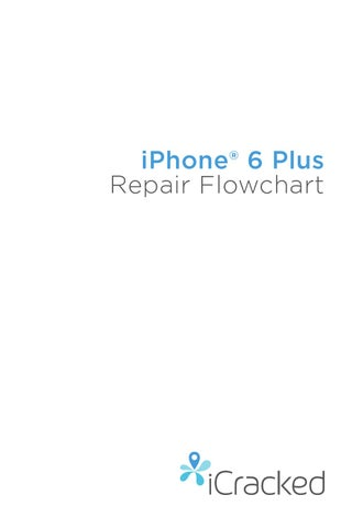 sports shoes 07df3 c5f25 iCracked iPhone 6 Plus Repair Guide