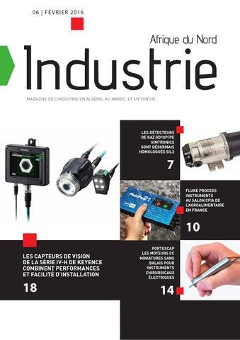 Industrie Afrique du Nord 06