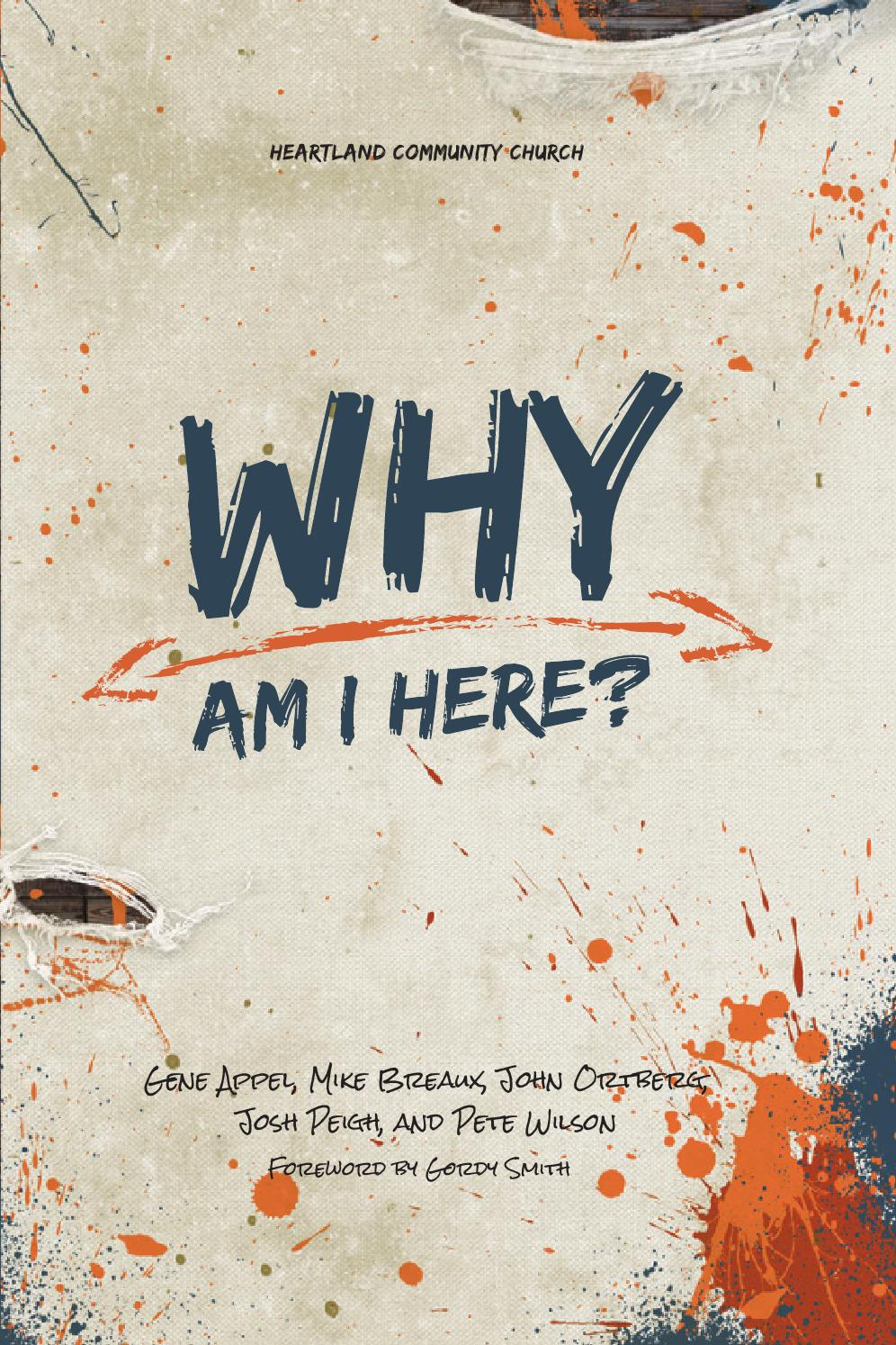 heartland - josh peigh - why am i here - print curriculum by lifetogether ministries