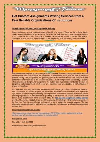 Dissertation help ireland