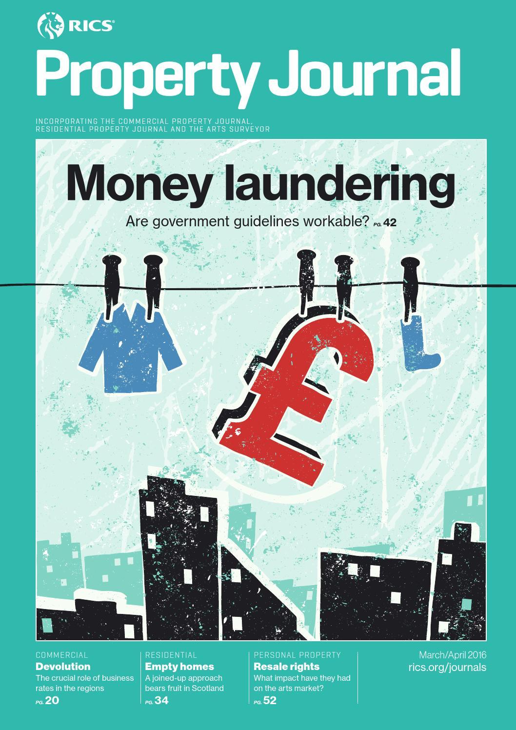 Property Journal March April 2016 By RICS