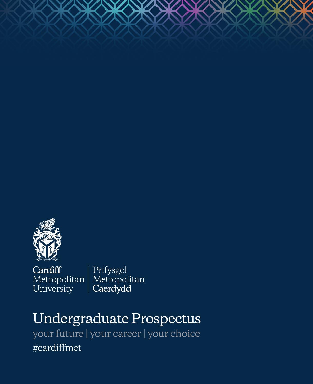 Undergrad prospectus 2017 by cardiff metropolitan university issuu fandeluxe Choice Image