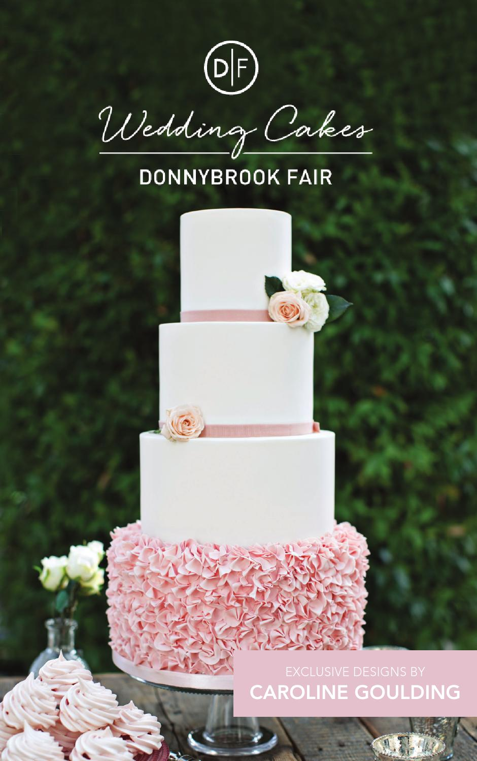 fake wedding cakes limerick donnybrook fair wedding cakes exclusive designs by 14134