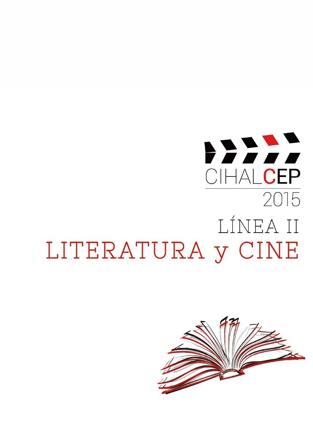 CIHALCEP 2015 II Literatura y cine by Centro de Estudios Brasileños - issuu 5730dc2ccd2