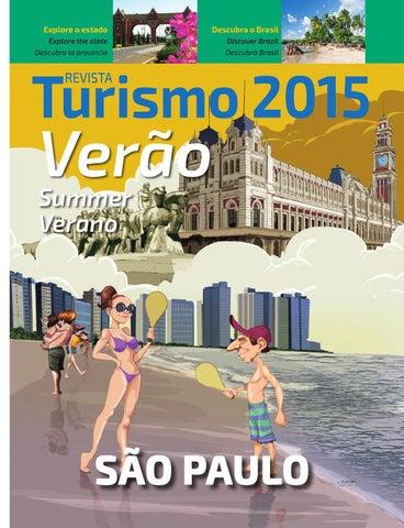 Revista Turismo 2015 Verão São Paulo By Alexsandro Vanin