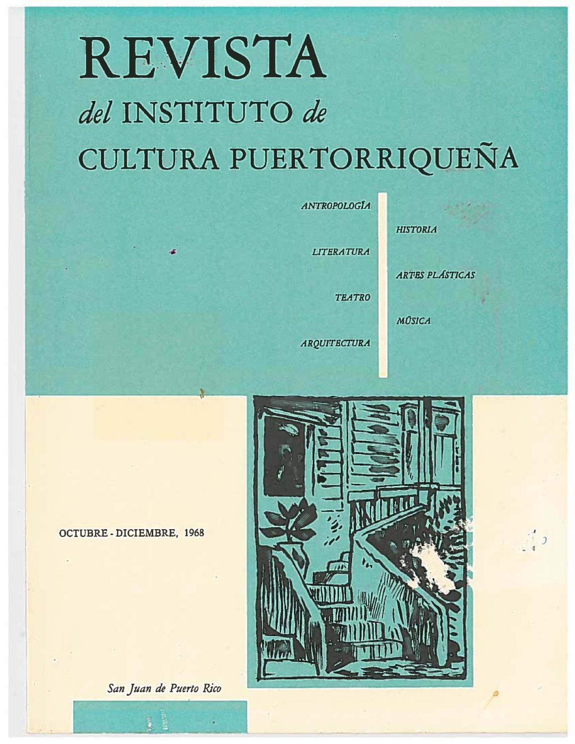 revista del instituto de cultura by colecci243n