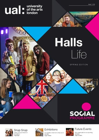 Halls life spring edition 2016 by sally day issuu page 1 malvernweather Choice Image