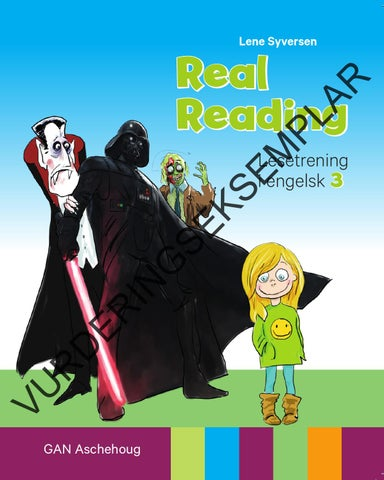 Real Reading Lesetrening I Engelsk 3 By Gan Aschehoug Issuu