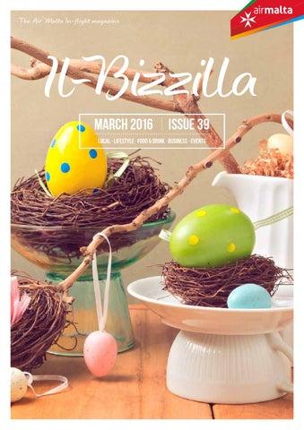 2e0a291b1a37 Il-Bizzilla March 2016 - Issue 39 by Air Malta - issuu