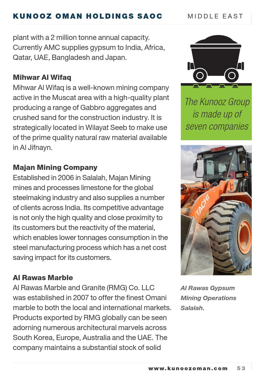 Mining Global Magazine - July 2015