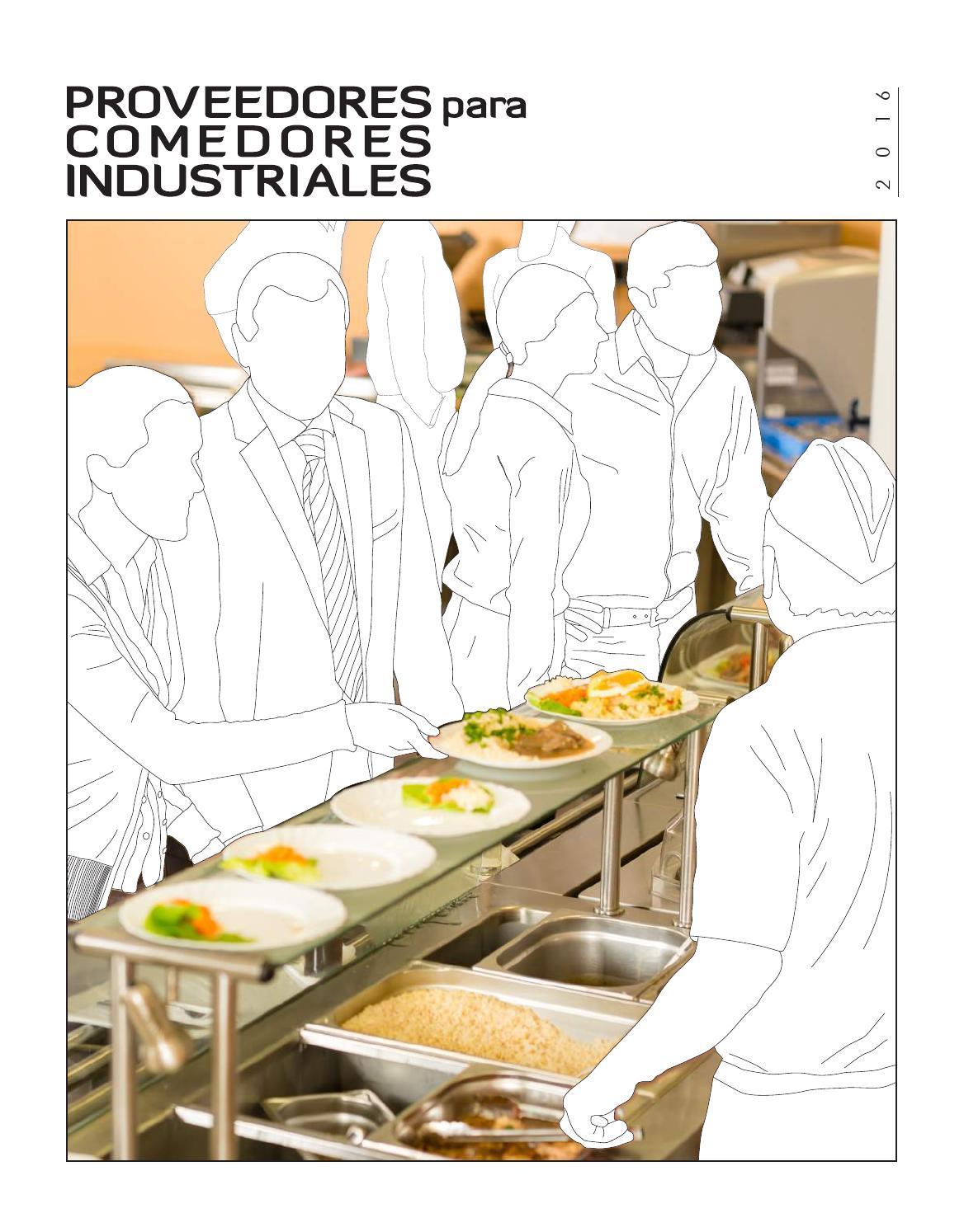 Directorio De Proveedores Para Comedores Industriales 2016 By  # Muebles Troncoso Nezahualcoyotl