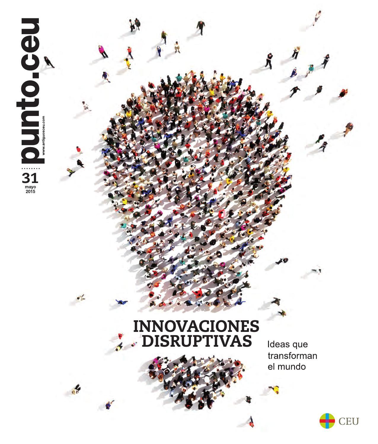 Nº 31 Revista Punto.CEU by CEU Alumni - issuu