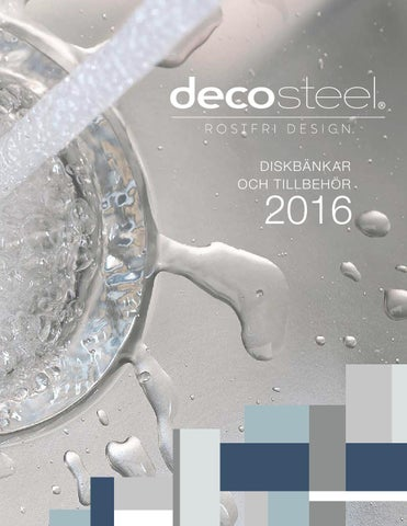 Decosteel Katalog 2016 by Decosteel - issuu 9130470ab276e