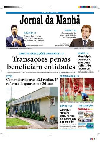 b0d15477b3 Sitepaginas by Jornal da Manhã Ijuí - issuu