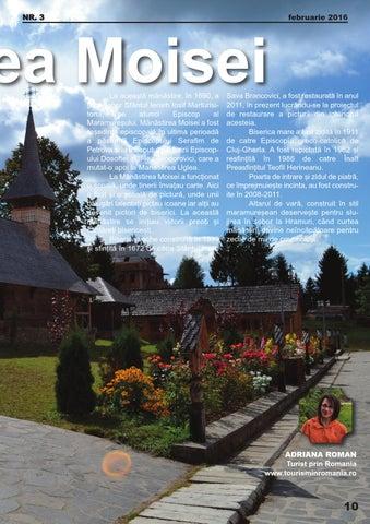 Page 11 of Manastirea Moisei, Moisei, judetul Maramures
