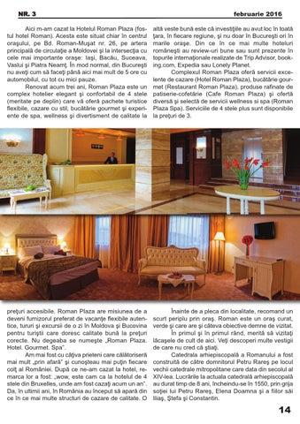 Page 15 of Hotel Roman Plaza, Roman. judetul Neamt
