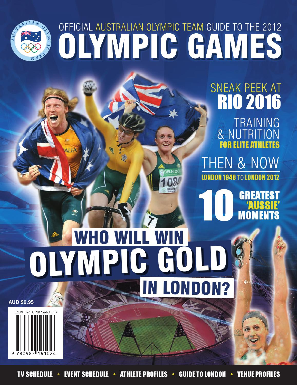 Olympic Games 2012 by Faircount Media Asia-Pacific - issuu 4c4652924