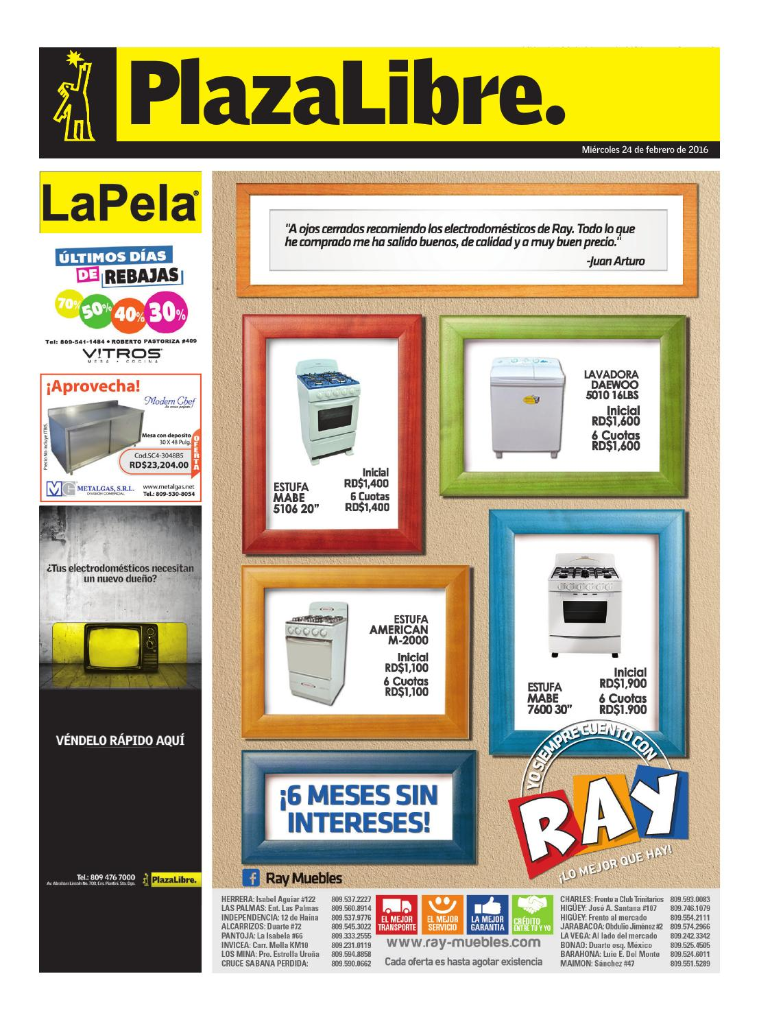Pl20160224 by Grupo Diario Libre, S. A. - issuu