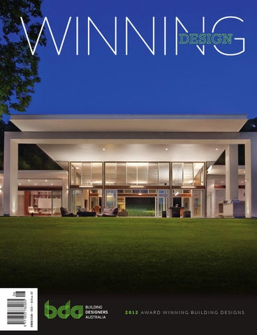 Winning design • issue 1 • 4 95 inc gst