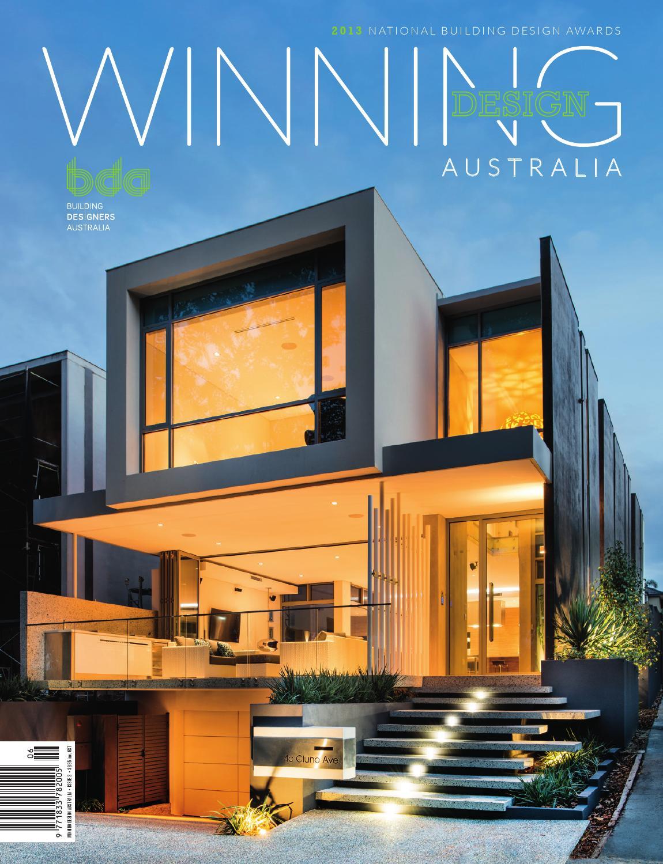 2013 BDA Winning Design Australia By Ark:media   Issuu